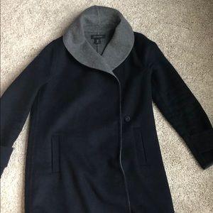 Tahari Light Wool Coat
